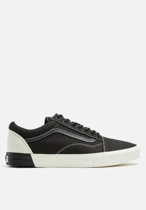 Vans Old Skool DX Blocked Sneakers Black & White