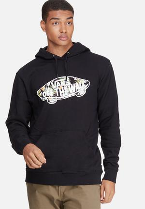 Vans OTW Hoodie Hoodies & Sweatshirts Black, White, Green & Orange