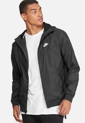 Nike Nike Windrunner Hoodies & Sweatshirts Black