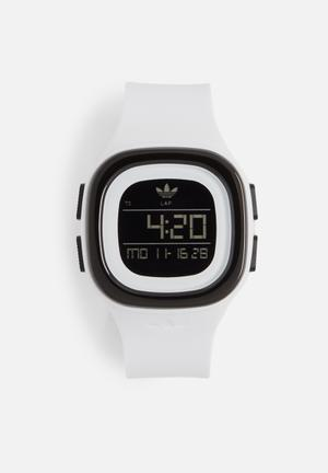 Adidas Originals Denver Watches White
