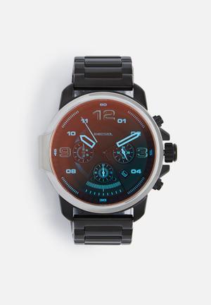 Diesel  Whiplash Watches Black