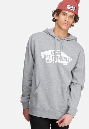 Vans OTW Hoodie Hoodies & Sweatshirts Grey & White