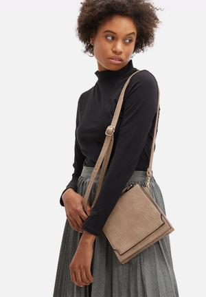 Dailyfriday Eva Sling Bag Taupe