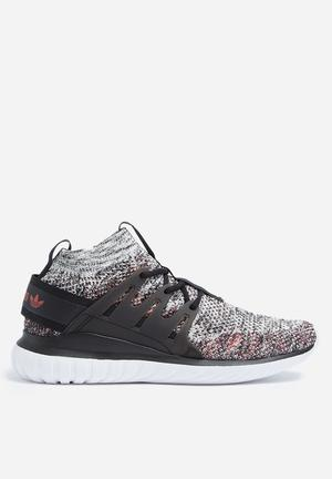 Adidas Originals Tubular Nova Primeknit Sneakers Clear Brown/Core Black/Mystery Red S17