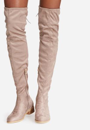 Billini Sandiago Boots Taupe