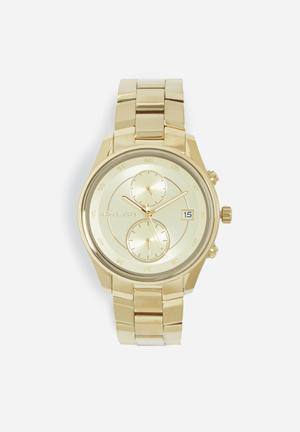 Michael Kors Briar Watches Gold