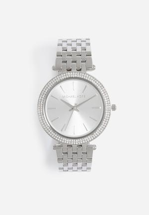 Michael Kors Darci Watches Silver
