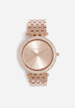 Michael Kors Darci Watches Rose Gold