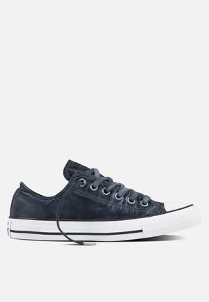 Converse Chuck Taylor All Star Kent Wash Sneakers Black / White