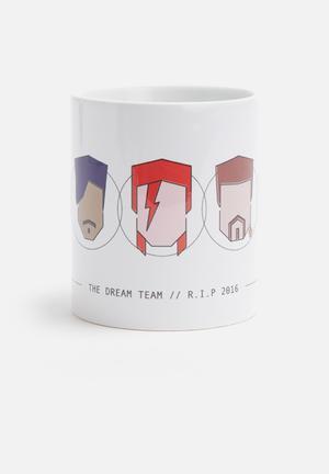 Sixth Floor RIP 2016 Mug Ceramic