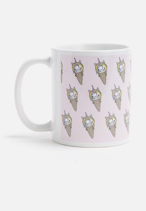 Sixth Floor Unicones Mug Ceramic