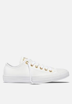 Converse  Chuck Taylor All Star Craft SL Sneakers White/Gold