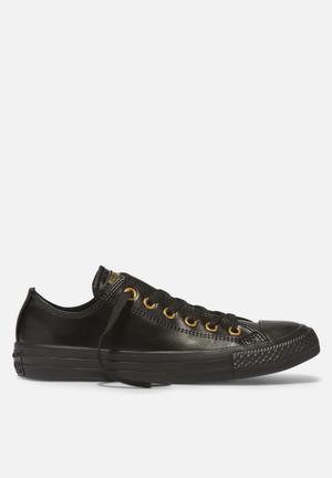 Converse Chuck Taylor All Star Craft SL L OX Sneakers Black/Gold