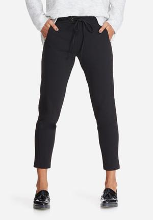 Dailyfriday Formal Joggers Trousers Black