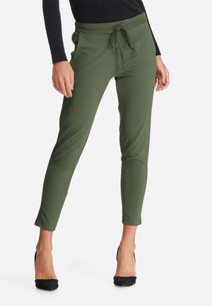 Dailyfriday Formal Joggers Trousers Khaki
