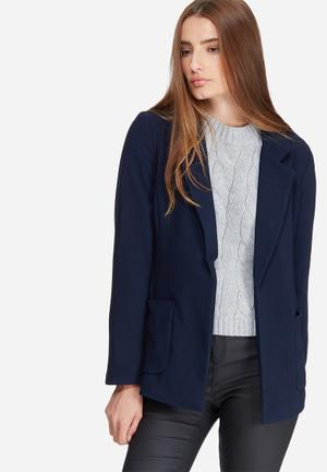 ONLY Dublin Blazer Jackets Navy
