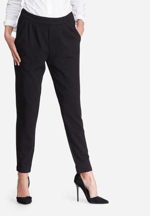 ONLY Rita Poptrash Pants Trousers Black