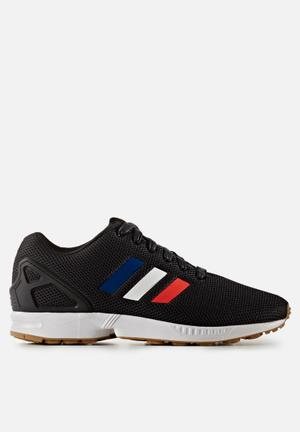 Adidas Originals Adidas Originals ZX Flux Sneakers Core Black/FTWR White/Core Red S17