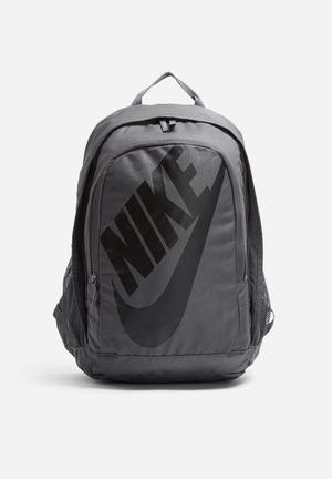 Nike Hayward Futura Backpack Bags & Wallets Grey & Black