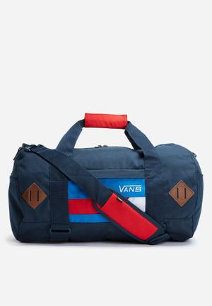 Vans Anacapa Ii Duffle Bags & Wallets Navy, Red & White