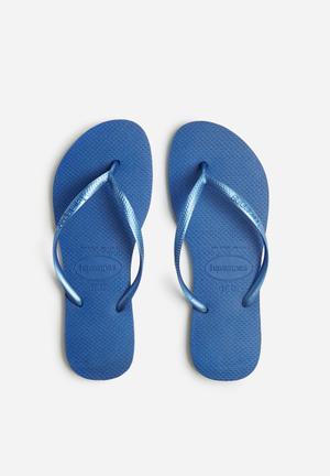 Havaianas Slim Sandals & Flip Flops Blue