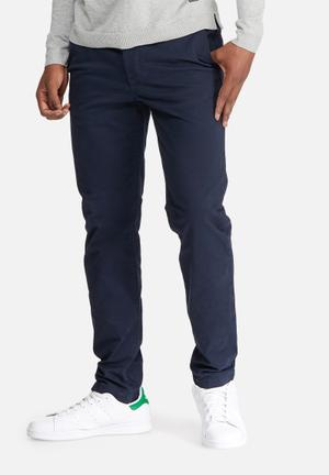Jack & Jones Jeans Intelligence Marco Enzo Slim Chino Navy