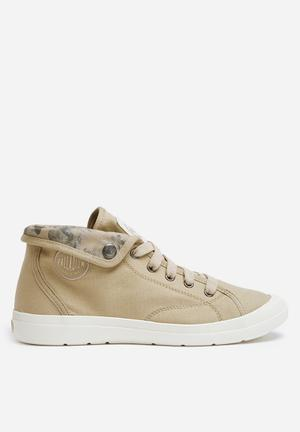Palladium Aventure Boots Light Olive