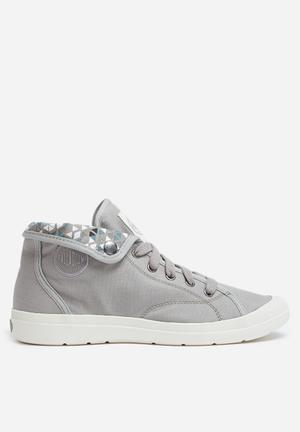 Palladium Aventure Boots Grey