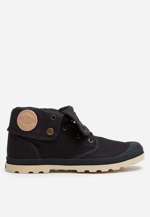 Palladium Baggy Low Boots Black