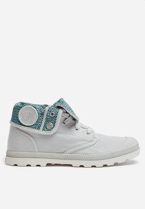 Palladium Baggy Low Boots Grey