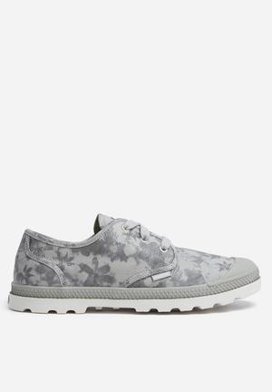 Palladium Pama Oxford Sneakers Grey