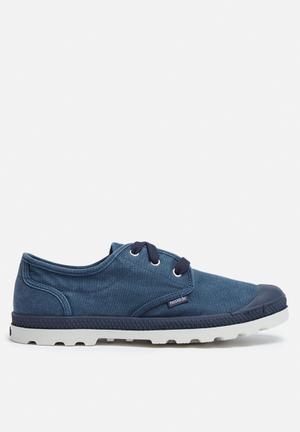 Palladium Pama Oxford Sneakers Blue
