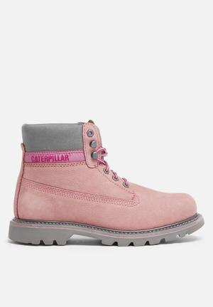 Caterpillar Colorado Boots Canyon Rose