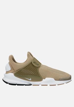 Nike Nike Sock Dart Sneakers Khaki/White-Cargo Khaki