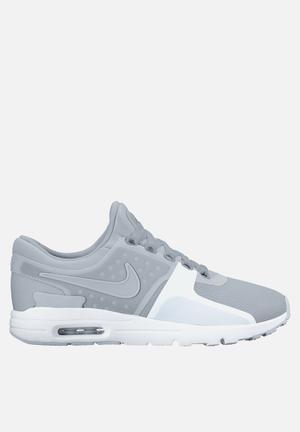 Nike W Air Max Zero Sneakers Wolf Grey / White
