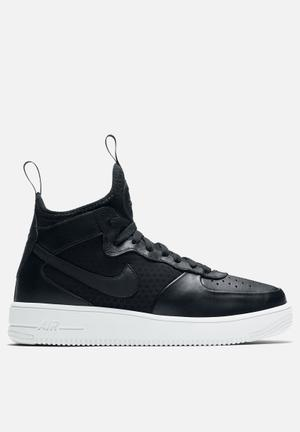 Nike W Air Force 1 Ultraforce Sneakers Black / White
