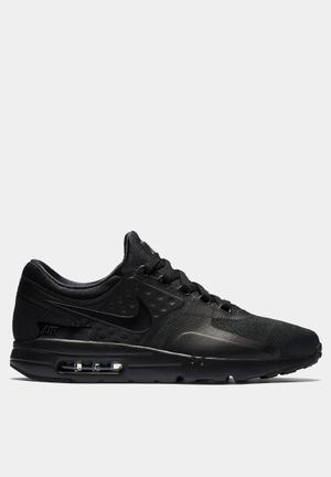 Nike Air Max Zero ESS Sneakers Black / Black