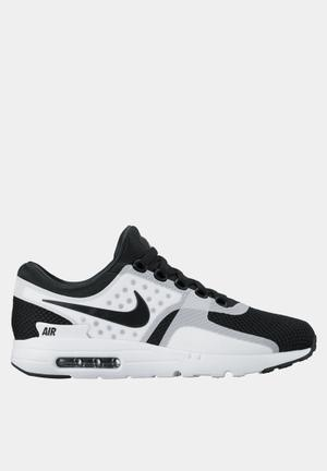 Nike Air Max Zero ESS Sneakers White / Black