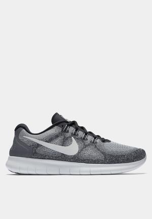 Nike Free RN 2 Sneakers Wolf Grey / Off White / Platinum