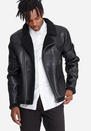 Only & Sons Lanford Jacket Black