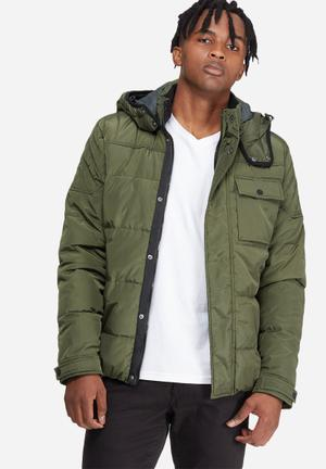 Only & Sons Lanny Jacket Green