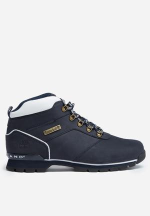 Timberland Splitrock 2 Hiker Boots Navy
