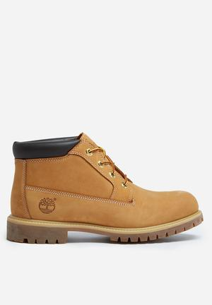 Timberland Heritage Boots Tan