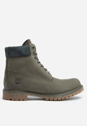 Timberland 6 Inch Premium Boot Grey