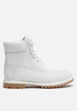 Timberland 6 Inch Premium Boot Soft Grey