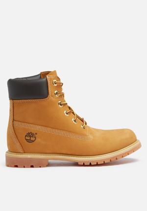 Timberland 6 Inch Premium Boot Tan