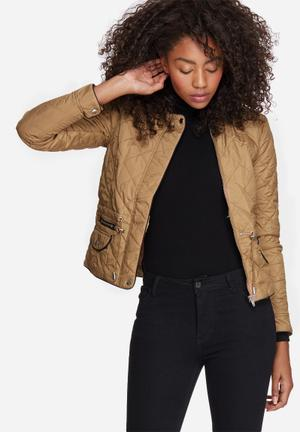 Vero Moda Yosanna Jacket Light Brown