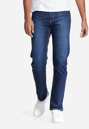 Basicthread Regular Fit Jeans Blue