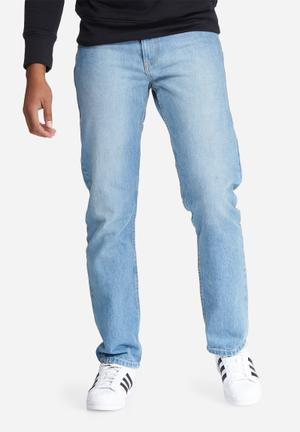 Basicthread Slim Fit Denims Jeans Blue