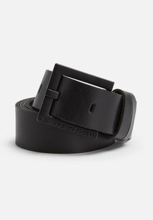 G-Star RAW Duko Leather Belt Black
